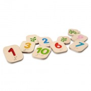Plan Toys Braille Nummers (2j+)