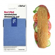 Roll'eat Boc'n Roll Nature Herbruikbare foodwrap voor lunch