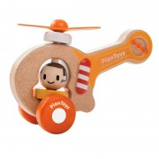 Plan Toys Helicopter (12m+)