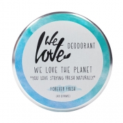 We Love The Planet Deodorant - Forever Fresh Deodorantcrème met zuiveringszout