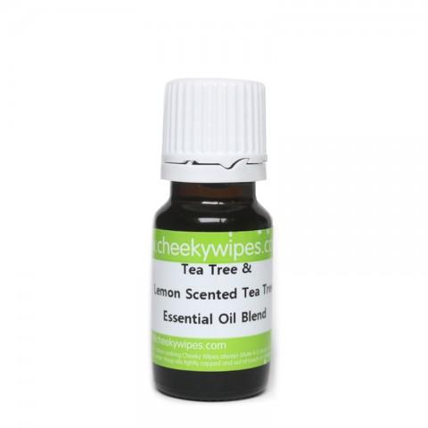 Essentiële Olie - Tea Tree & Tea Tree Lemon - 10 ml Cheeky Wipes ...