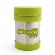 Kids Konserve Thermosbeker 350 ml - Groen
