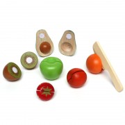 Plan Toys Fruitset (2j+)