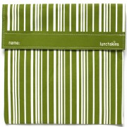 Lunchskins Lunchskin Large - Green Stripes