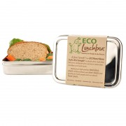 Eco Lunchbox Solo Rectangle Brooddoos