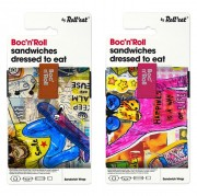 Roll'eat Boc'n Roll Teens Herbruikbare foodwrap voor lunch