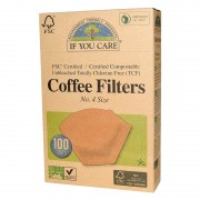 If You Care Koffiefilters n°4