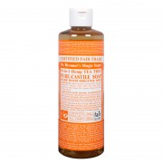 Dr. Bronner's Vloeibare Wonderzeep 0.47L - Tea Tree