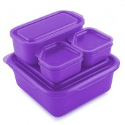 Goodbyn Goodbyn Portions-on-the-Go Violet