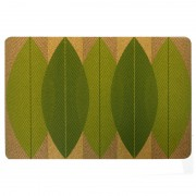 Amorim Placemats Summer Leaves Green (2)