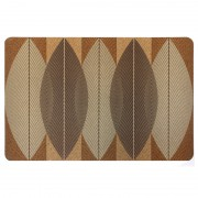 Amorim Placemats Summer Leaves Brown (2)