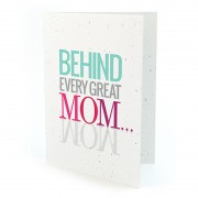 Botanical Paperworks Plantbare Happy Mother's Day - Great