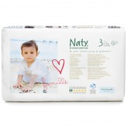 Naty Couches 3 Midi - 52 pièces