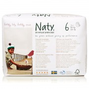 Naty Couches-Culottes 6 Junior - 18 pièces