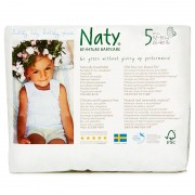 Naty Couches-Culottes 5 Junior - 20 pièces