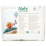 Naty Couches-Culottes 4 Maxi - 22 pièces
