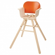 Plan Toys Chaise d'Enfant - Orange