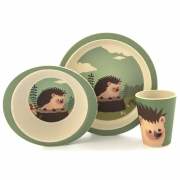 Yuunaa Kids Servies Set - Egel