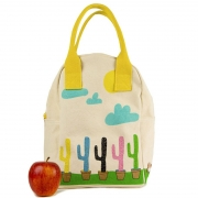 Fluf Lunchtas Zipper Cactus