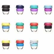 KeepCup KeepCup Brew Small - 225 ml Herbruikbare koffiebeker in glas