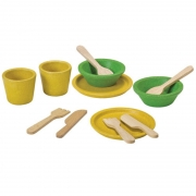 Plan Toys Servies Set (3j+)