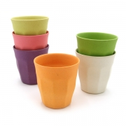 Zuperzozial Cupful of Colours - Gobelets (6) - Medium