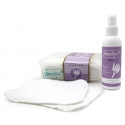 Billies Box Billies Box - Lavendel Set van 12 wasbare vochtige billendoekjes