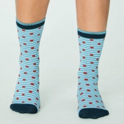 Thought Chaussettes Bambou - Ballad Sea Blue