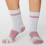 Thought Chaussettes Bambou - Maisys Sea Mist