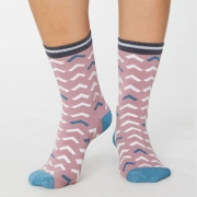 Thought Chaussettes Bambou - Arrow Rose Pink