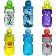 Nalgene Drinkfles On The Fly - Kids - 0,35L Lekvrije drinkfles met handige dop