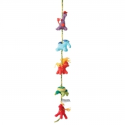 Babylonia Hanger Jungle Fairtrade handgehaakte hanger