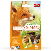 Bioviva Bluff Animals (5j+) Educatief kaartspel over dieren