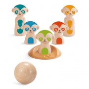 Plan Toys Stokstaartbowling (3j+)