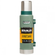 Stanley Classic Thermosfles - 1,3L Grote thermosfles van roestvrij staal