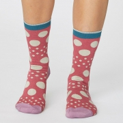 Thought Chaussettes Bambou - Easy Spot Blush Pink