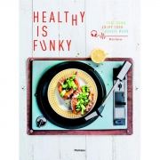 Uitgeverij Standaard Healthy Is Funky Feel good. Enjoy food. Veggie mood.