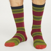 Thought Chaussettes Bambou - Jesper Olive