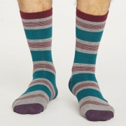 Thought Chaussettes Bambou - Jesper Grey Marle