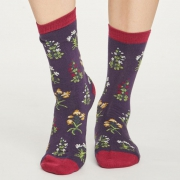 Thought Chaussettes Bambou - Sylvan Royal Purple