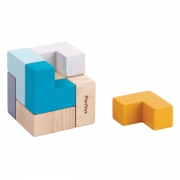 Plan Toys Reisspelletje - 3D Puzzel (3j+) Reisspelletje van rubberhout