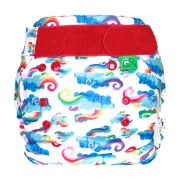 Totsbots PeeNut Wrap Print - Breeze