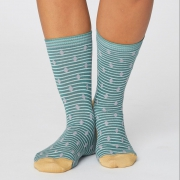Thought Chaussettes Bambou - Gilly Spot Eucalyptus