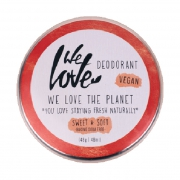 We Love The Planet Déodorant - Sweet & Soft - Vegan