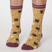 Thought Chaussettes Bambou - Antea Buttercup