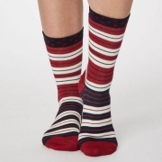 Thought Chaussettes Bambou - Addie Berry Red