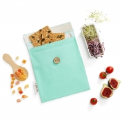 Roll'eat Snack'n Go Bio Herbruikbare foodwrap voor lunch
