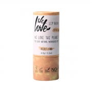 We Love The Planet Lippenbalsem - Velvet Care Natuurlijke lippenbalsem in kartonnen verpakking